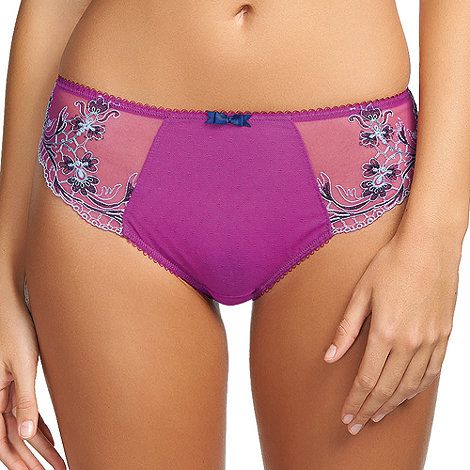 Fantasie - Dark pink +Melissa+ full briefs