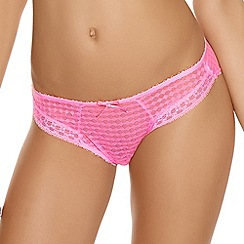 Freya - Light pink 'Rapture' briefs