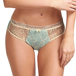 Fantasie - Light turquoise 'Susanna' briefs