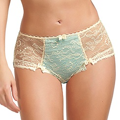 Fantasie - Light turquoise 'Susanna' shorts