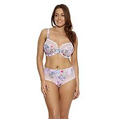 Elomi - Pale pink 'Edie' plunge bra