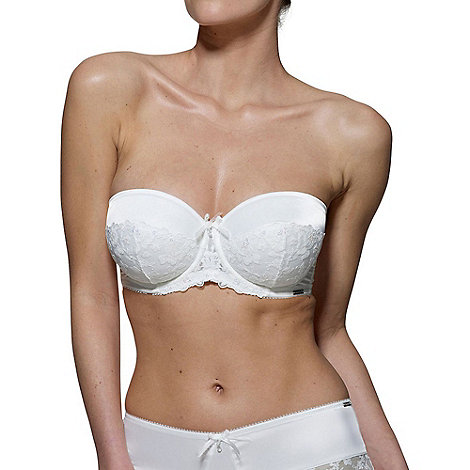 Charnos - Online exclusive ivory +belle+ bridal multiway bra