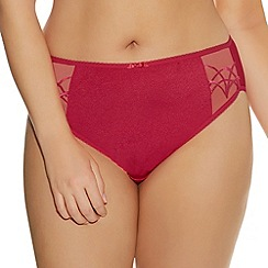 Elomi - Red 'Cate' brief