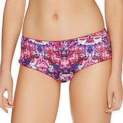Freya - Pink 'Hypnotise' shorts