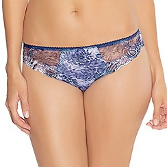 Fantasie - Light blue 'Natalie' brief