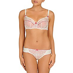 Evollove - Light pink 'Very Daring' non-padded bra