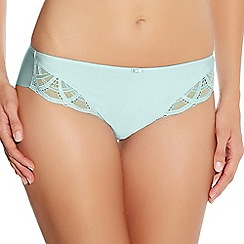 Fantasie - Aqua 'Alex' embroidered briefs