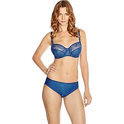 Fantasie - Blue 'Allegra' side support bra