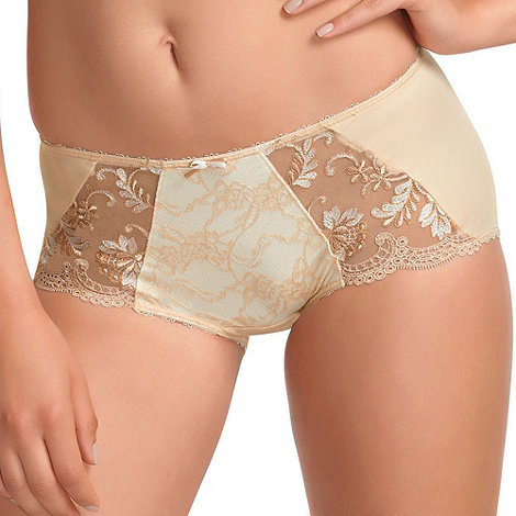 Fantasie - Cream +Vivienne+ shorts
