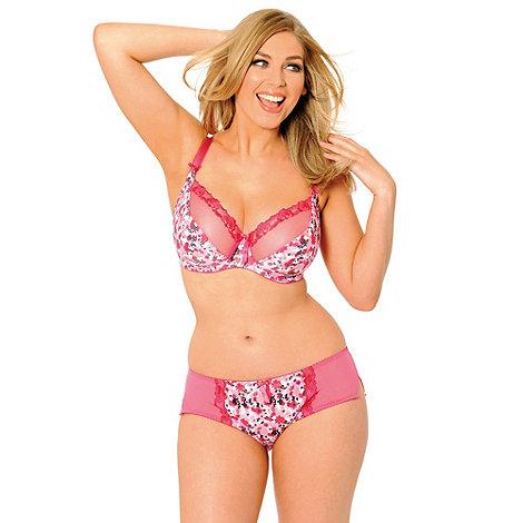 Curvy Kate - Pink +Lottie+ D-K cup bra
