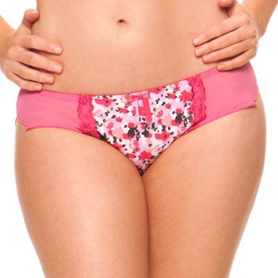 Pink Lottie shorts