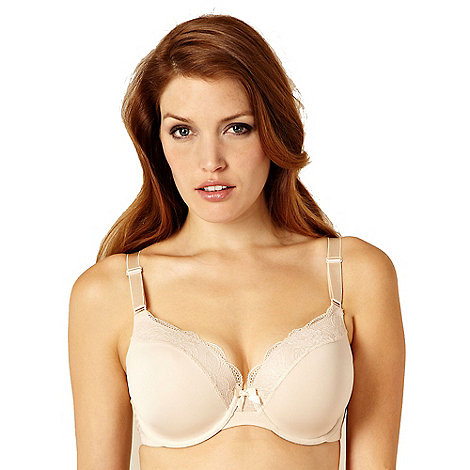 Gorgeous DD+ - Natural +Back Smoothing+ D-G t-shirt bra