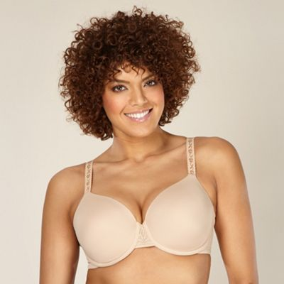 Natural age defying D-G t-shirt bra