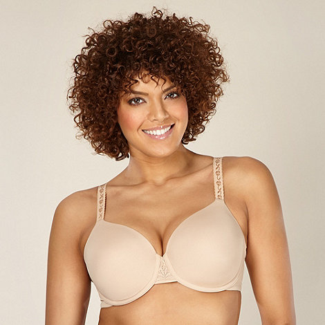 Gorgeous DD+ - Natural +age defying+ D-G t-shirt bra