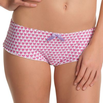 Pink Beau Lollipop shorts