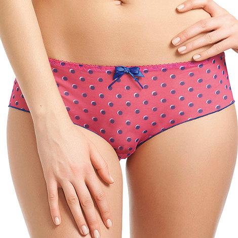 Freya - Dark pink +Patsy+ shorts