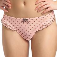 Light pink 'Patsy' thong