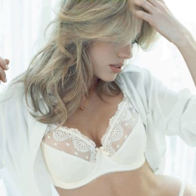Ivory Samantha side support bra