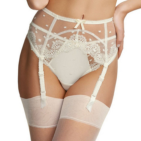 Fantasie - Ivory +Samantha+ suspender belt