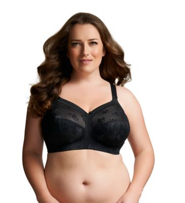 Fantasie black Goddess bra