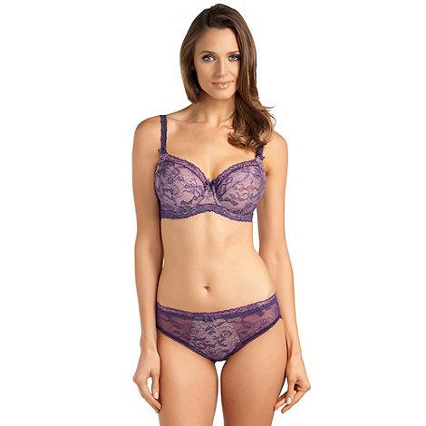 Fantasie - Purple +Susanna+ bra
