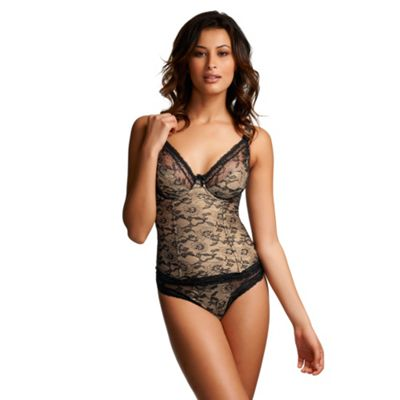 Gold Susanna basque