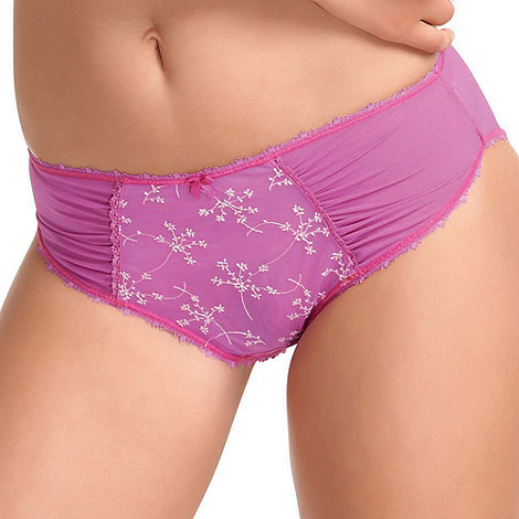 Fantasie - Pink 'Salsa' brief