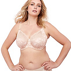 Elomi - Nude 'Morgan' underwired bra
