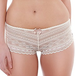 Tutti Rouge - Cream lace 'Liliana' shorts