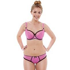 Tutti Rouge - Pink 'Nichole' non padded bra