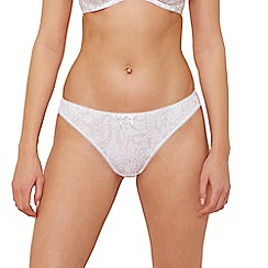 Freya - Natural 'Fearne' Brazilian brief