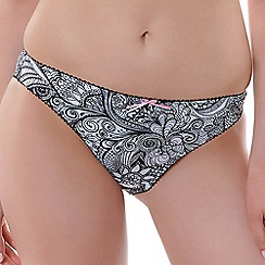 Freya - Multi 'zentangle' briefs