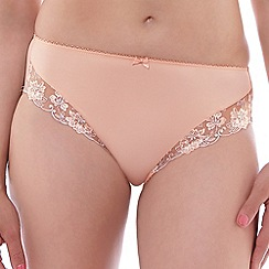 Freya - Peach 'Grace' briefs