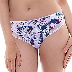 Fantasie - Purple 'Penelope' brief