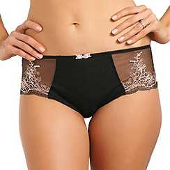 Fantasie - Black 'Melissa' shorts