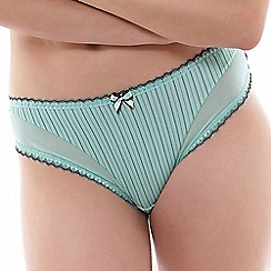 Fantasie - Green 'Lois' briefs
