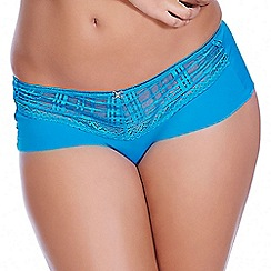 Freya - Blue 'Tempo' short