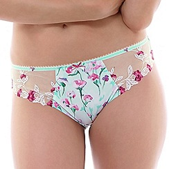 Fantasie - Green 'Alicia' briefs