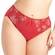Red 'Renne' brief