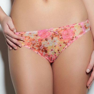Pink Eloise thong