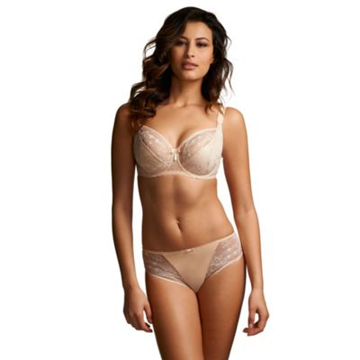 Natural Florence Cafe Latte GG+ cup balcony bra