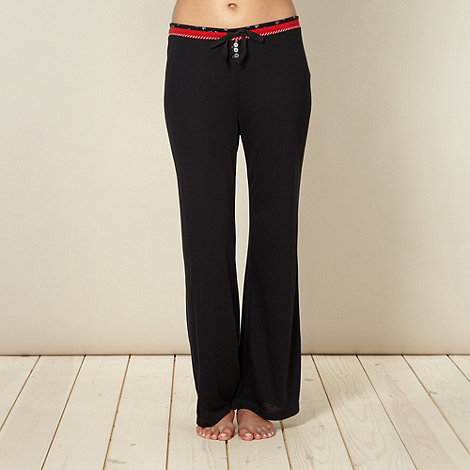 RJR.John Rocha - Designer black pyjama bottoms
