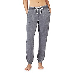 Lounge & Sleep - Light grey jogging bottoms