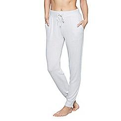 J by Jasper Conran - Grey loungewear bottoms