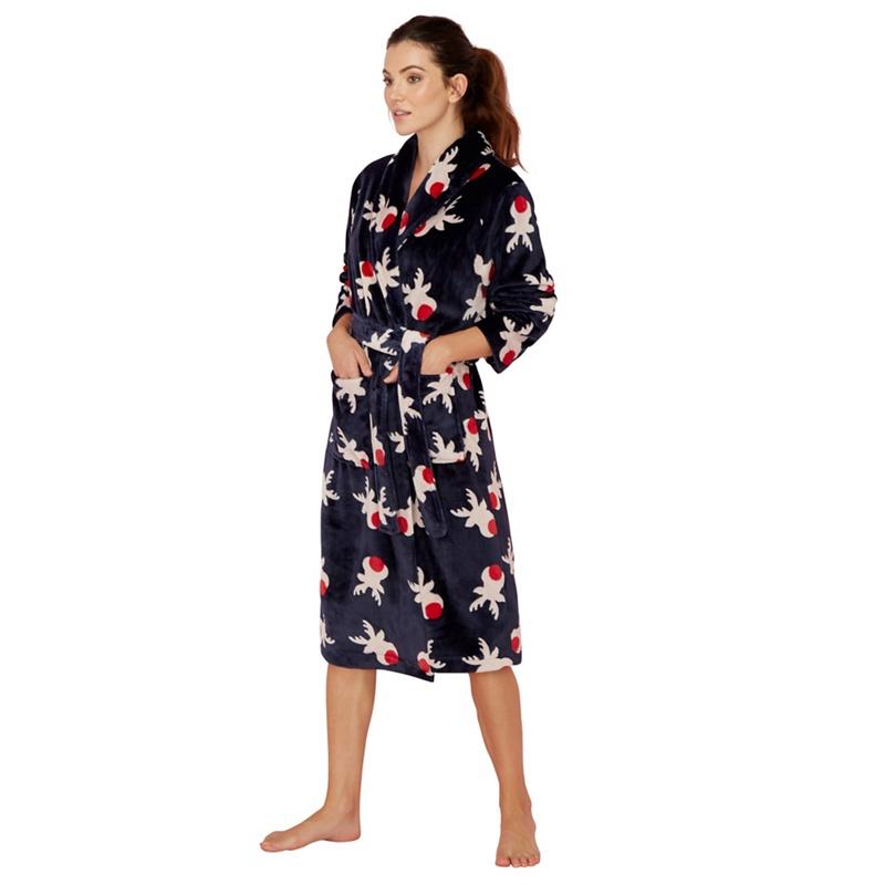 Ladies Dressing Gowns | Ladies Bath Robes |