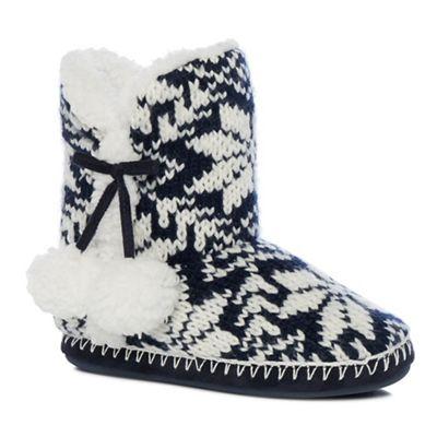 Slipper boots - Slippers - Women | Debenhams