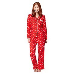 Presence - Red spotted pyjama set