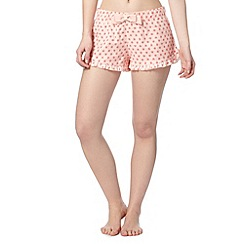 Floozie by Frost French - Pink spotted shorts