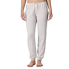 RJR.John Rocha - Designer light grey pyjama bottoms