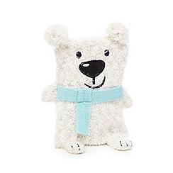 Lounge & Sleep - White polar bear huggable hottie